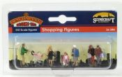 Bachmann 36046 Shopping Figures